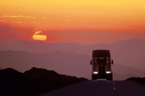 Trucking and getting a CDL