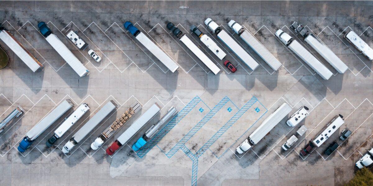Semi-Truck Parking Tips